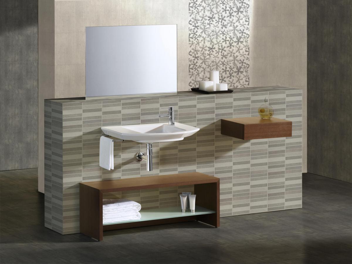 Modna umywalka łazienka Roca w stylu klasycznym owalna