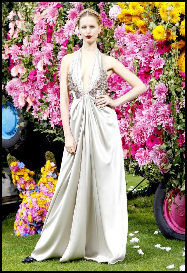 Ungaro, kolekcje wiosna/lato 2011, pokaz mody wiosna/lato 2011