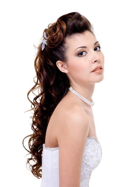 Upięcia włosów - GALERIA