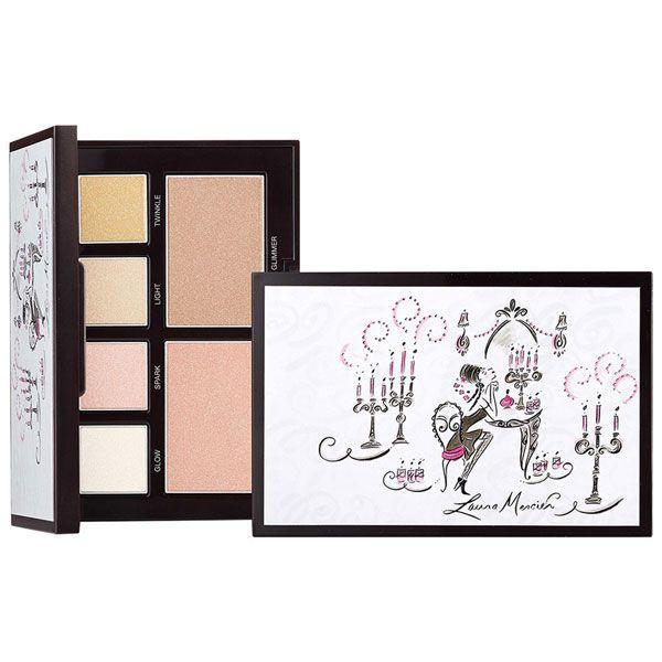 Zestaw do makijażu Candleglow Luminizing Palette Laura Mercier, cen