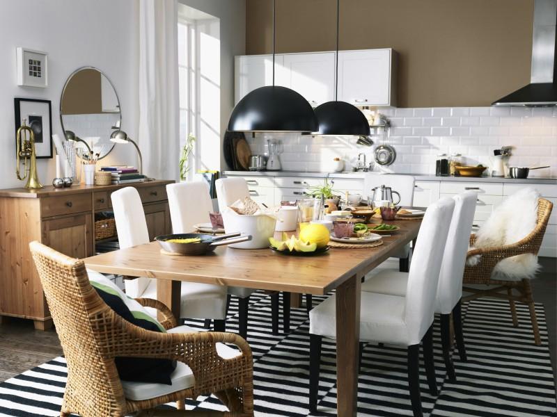 Urządzamy kuchnię według pomysłów IKEA - zdjęcie