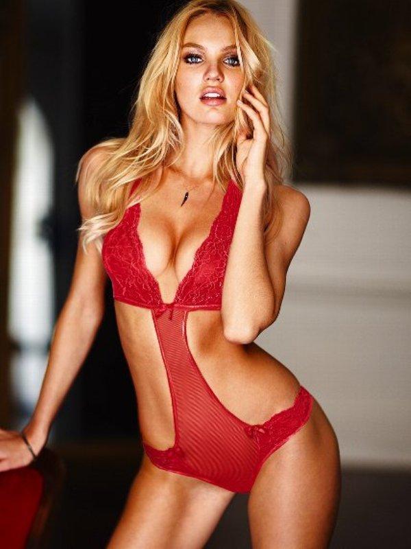 Uwodzicielska i seksowna bielizna Victoria's Secret