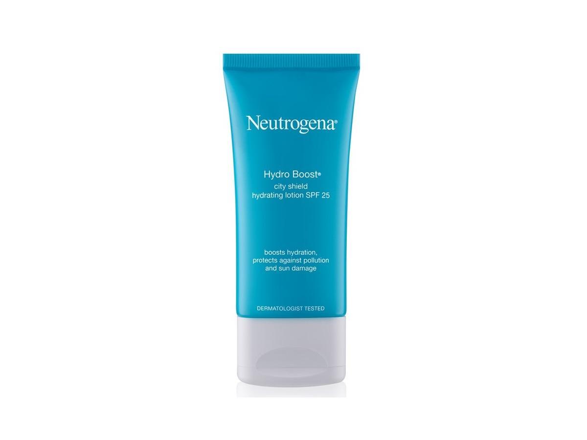 Nawilżający krem do twarzy SPF 25 Hydro Boost Face Neutrogena, cena