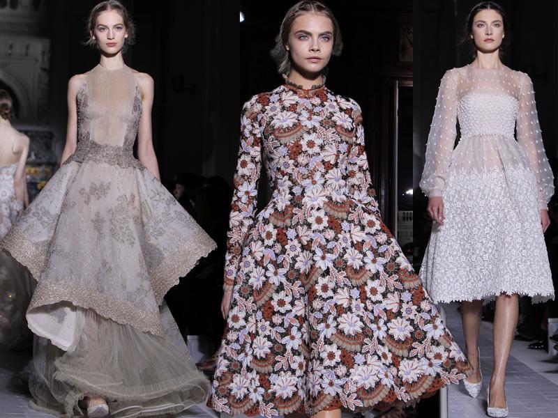 Valentino Haute Couture wiosna 2013