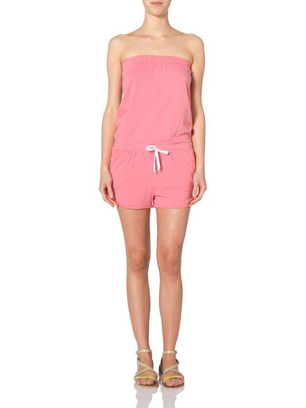 jasnoróżowy kombinezon Vero Moda - trendy na lato 2013