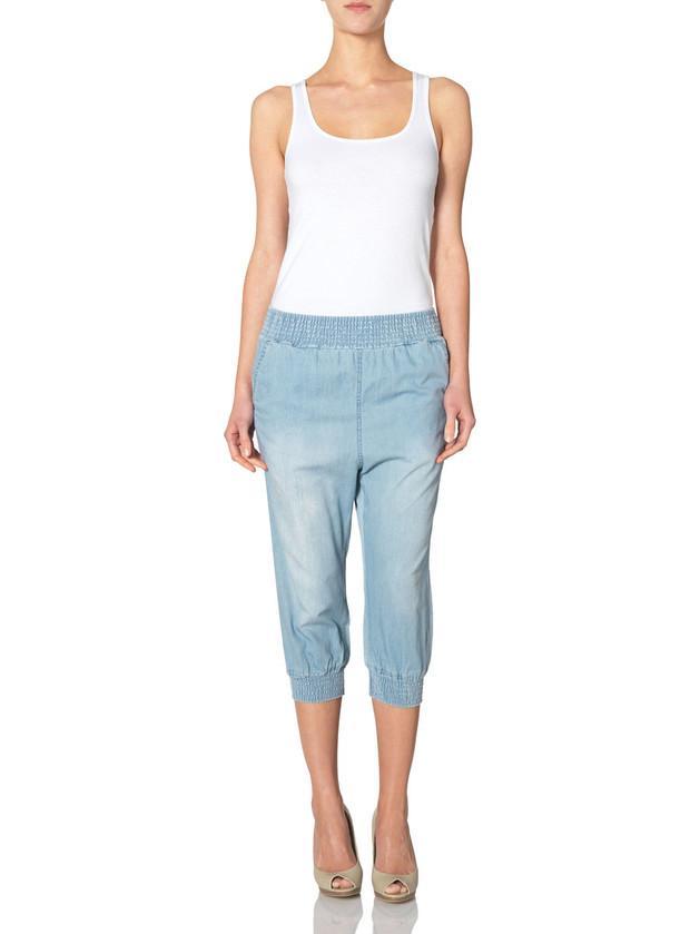 rybaczki Vero Moda jeansowe - trendy na lato 2013