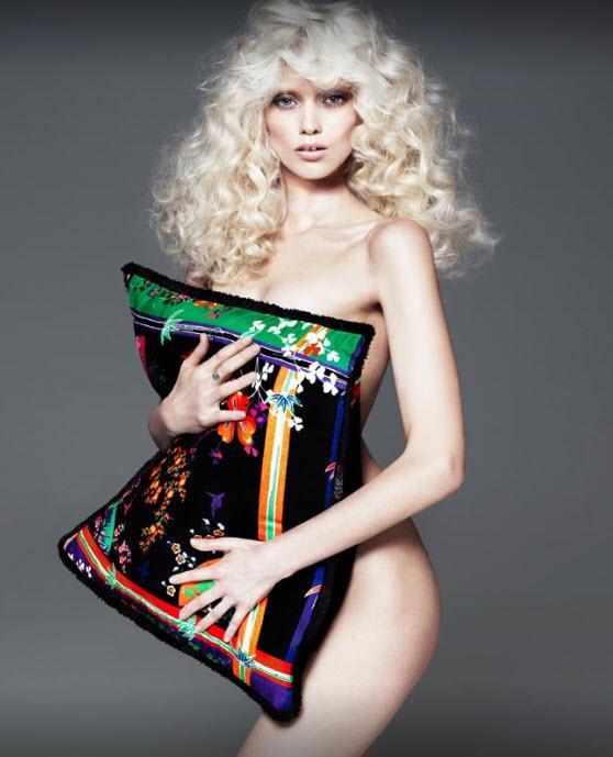 Versace dla H&M - kampania 2011