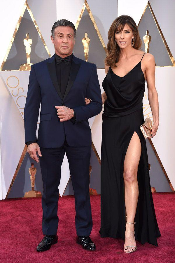 Sylvester Stalone i Jennifer Flavin