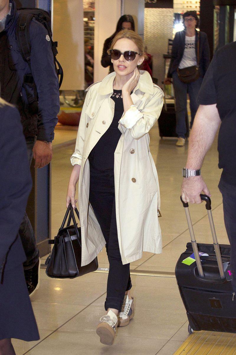 Gwiazdy w podróży: Kylie Minogue