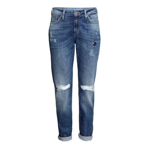 Luźne dżinsy H&M, cena jpg