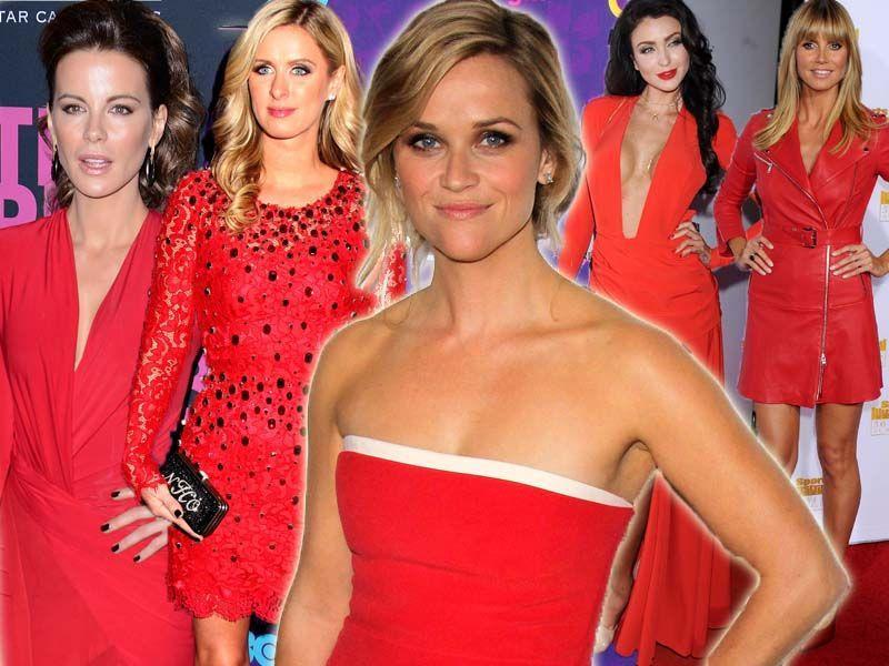 ce7841a5bc Modne czerwone sukienki - Trendy sezonu - Walentynki 2015 ...