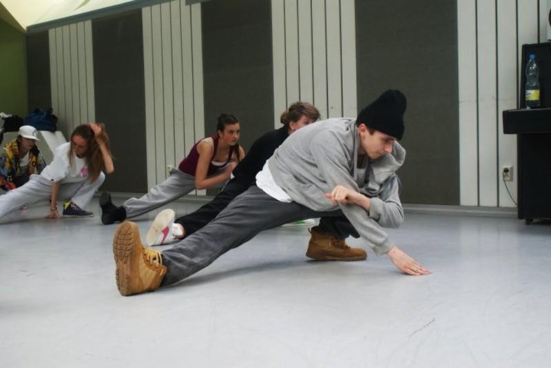 Warsztaty taneczne z YCD - Zdjęcie 2