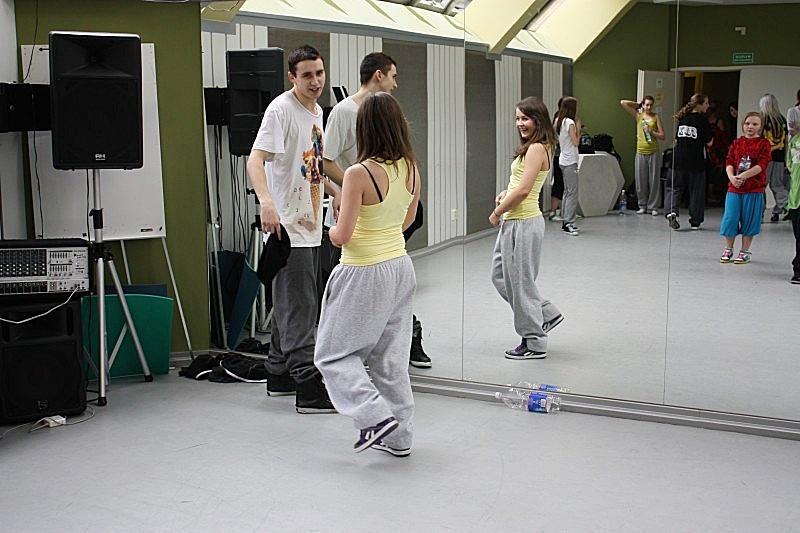 Warsztaty taneczne z YCD - Zdjęcie 5