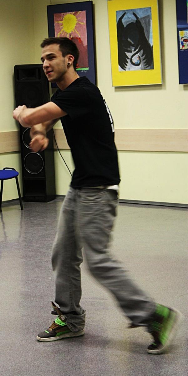 Warsztaty taneczne z YCD - Zdjęcie 13