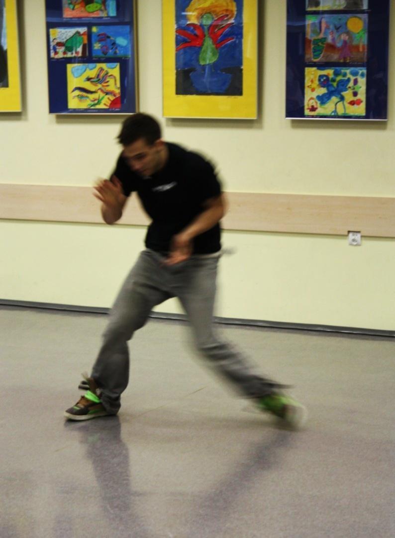 Warsztaty taneczne z YCD - Zdjęcie 14