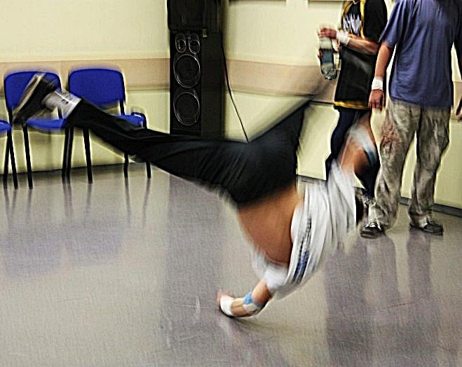 Warsztaty taneczne z YCD - Zdjęcie 27