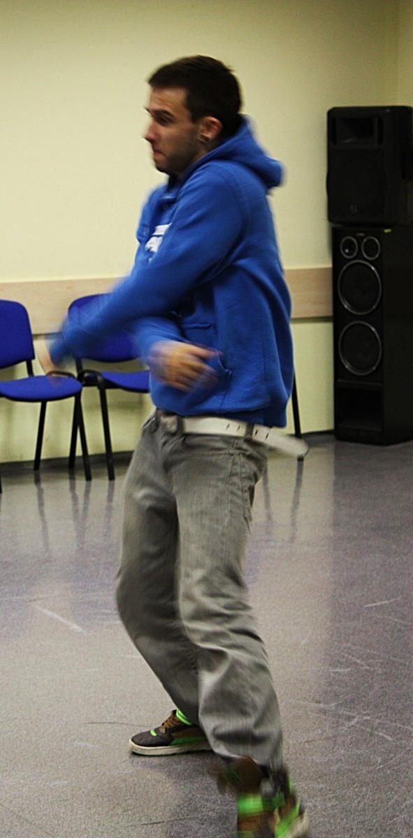 Warsztaty taneczne z YCD - Zdjęcie 31
