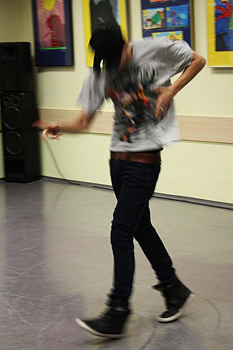 Warsztaty taneczne z YCD - Zdjęcie 39