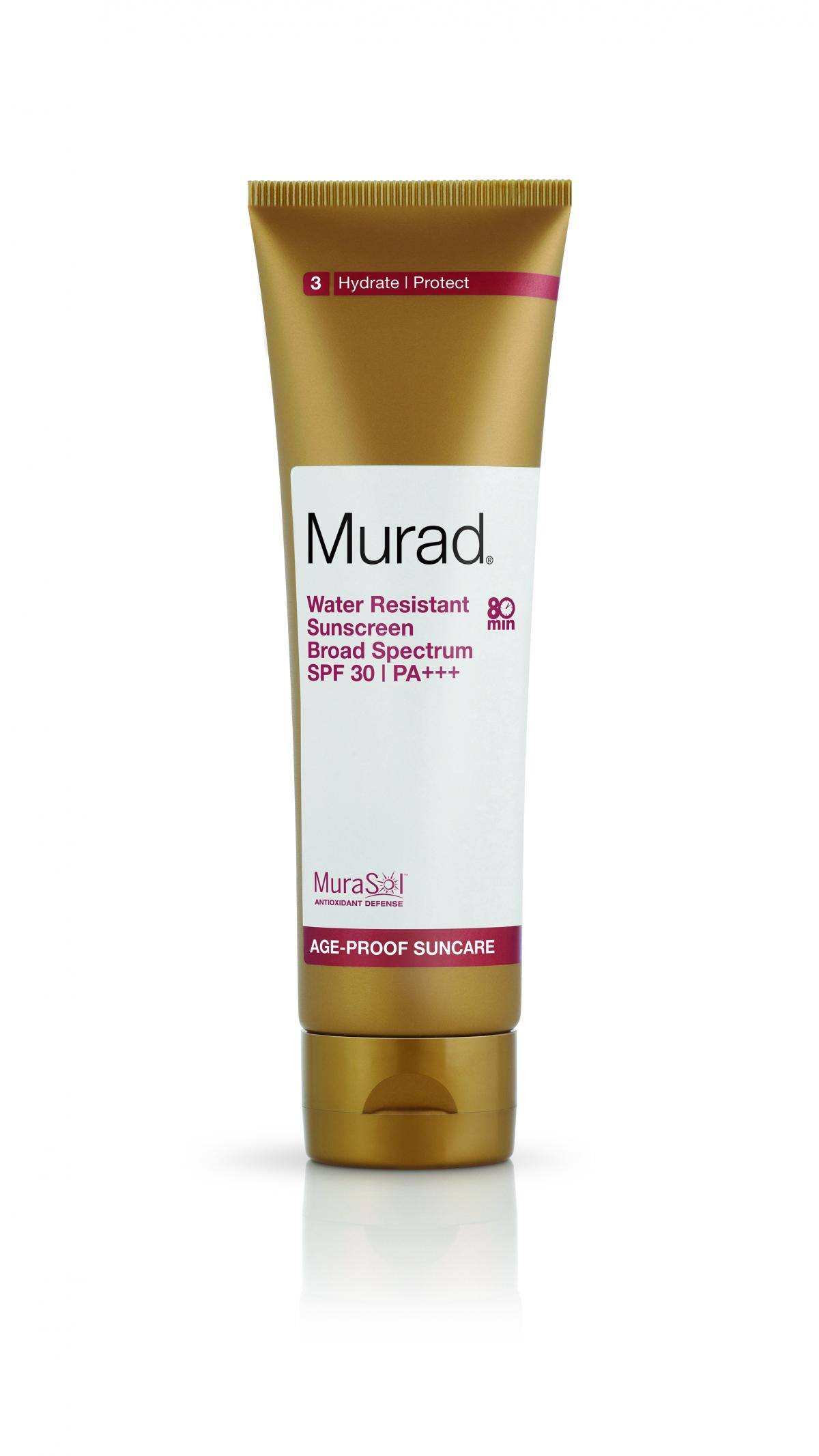 Water Resistant Sunscreen SPF 30 PA – Dr Murad