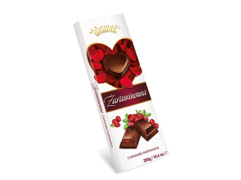Wawel czekolada żurawinowa
