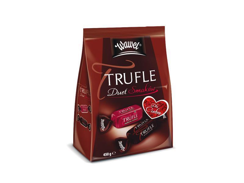 Wawel duet smaków Trufle