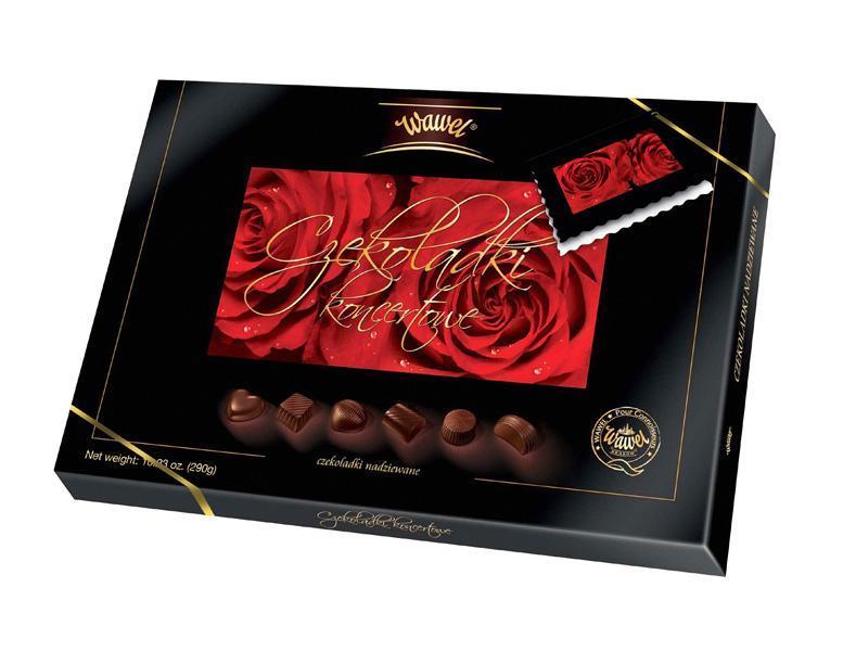Wawel, czekoladki