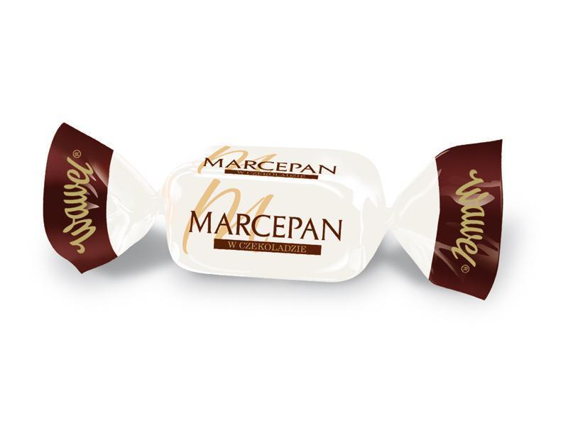 Wawel, czekoladki, marcepan