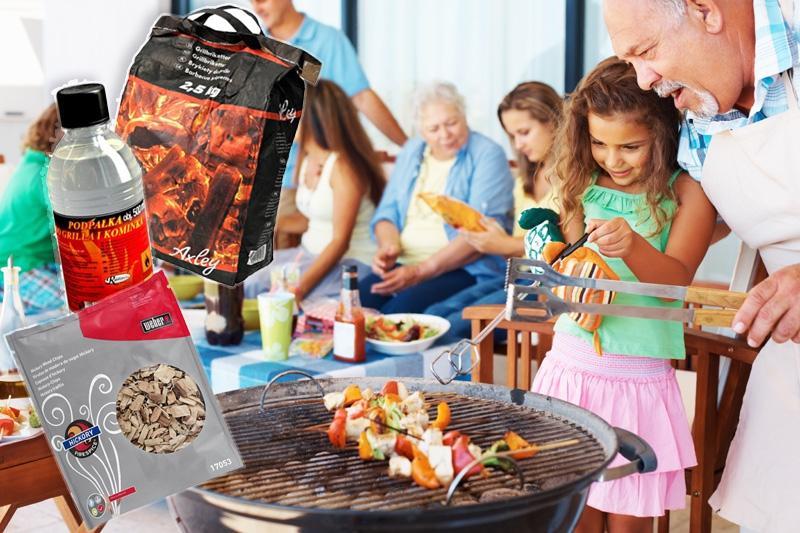 Węgiel czy brykiet? Czego używać do grilla?