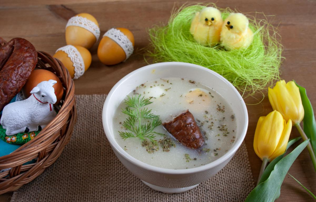 wielkanocna zupa