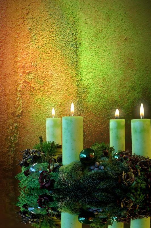 Wieńce adwentowe i bożonarodzeniowe: pomysły i inspiracje