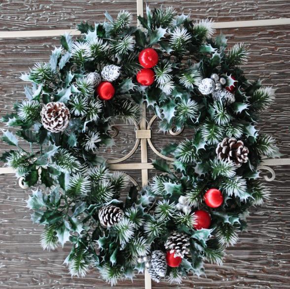 wieniec adwentowy, Boże Narodzenie