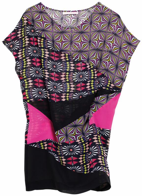 Williamson dla H&M - kolekcja damska na lato 2009 - Zdjęcie 1