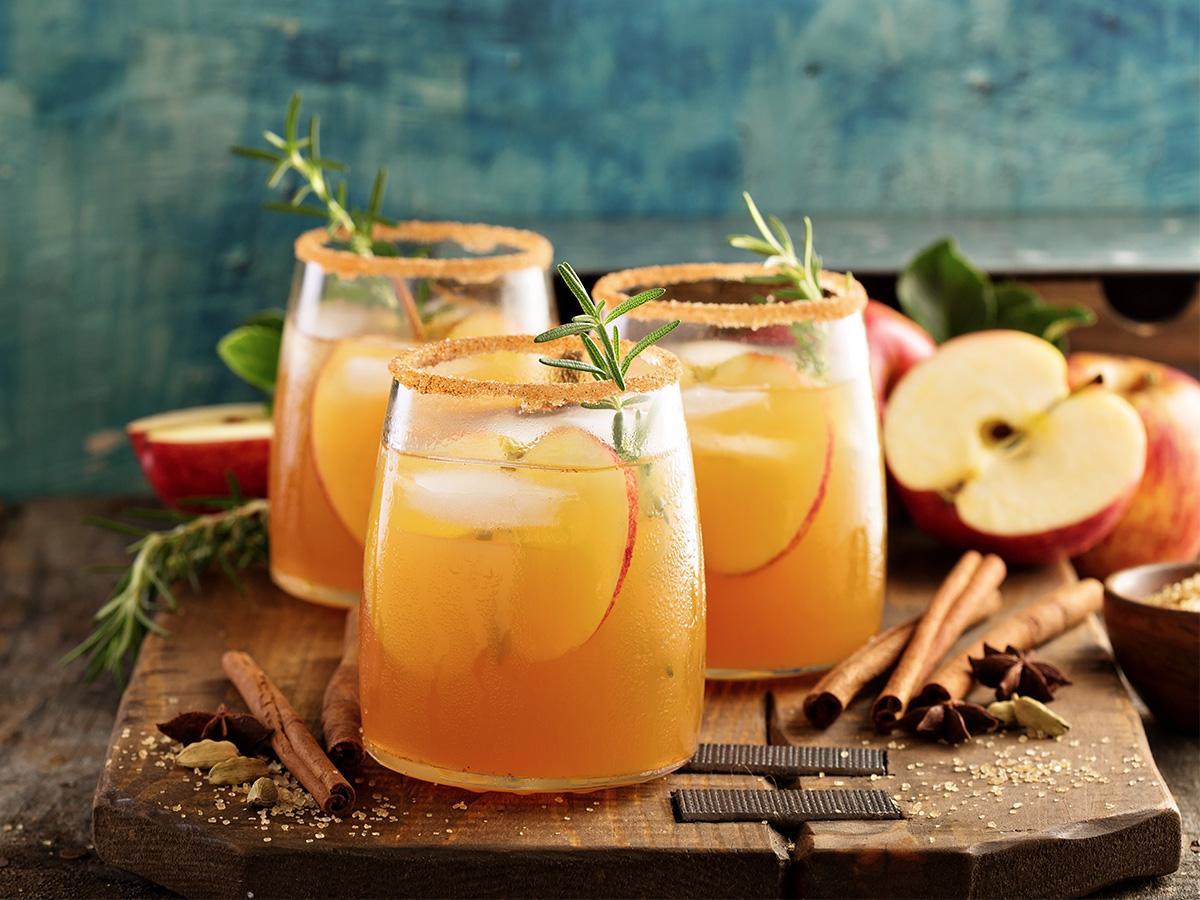 jak zrobić wino z jabłek