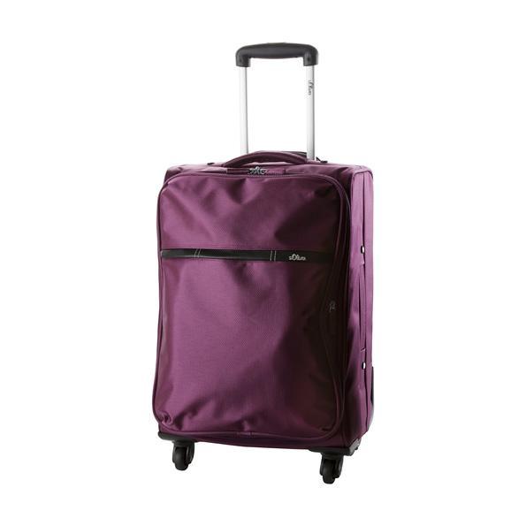 fioletowa torba s.Oliver - wiosenna kolekcja