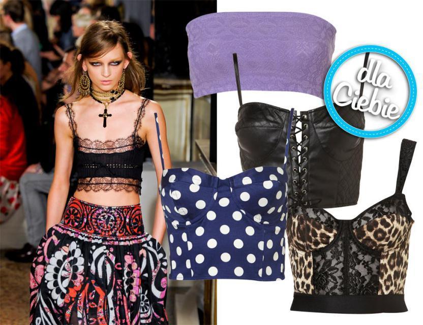 trendy wiosna 2012
