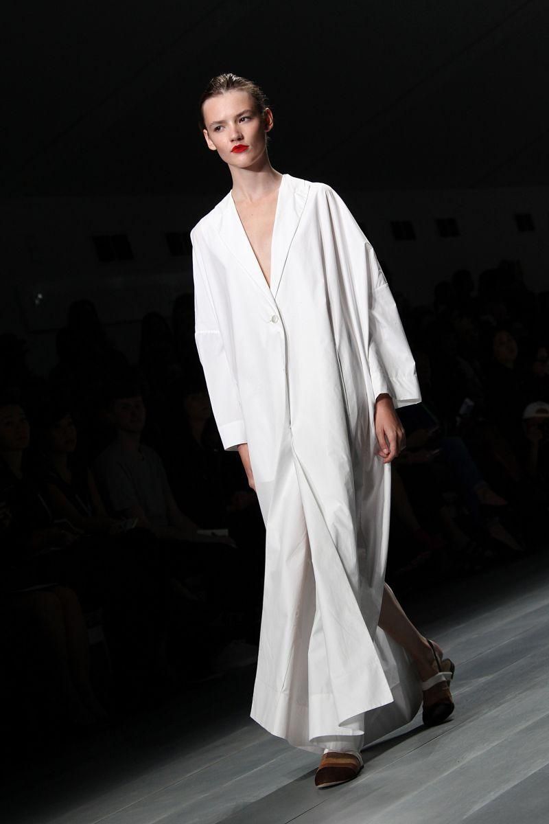 Eudon Choi - kolekcja wiosna-lato 2015