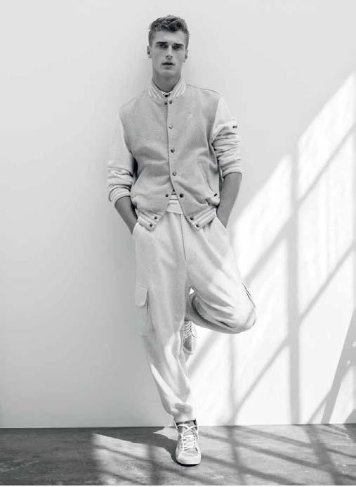 spodnie Adidas - moda wiosna/lato
