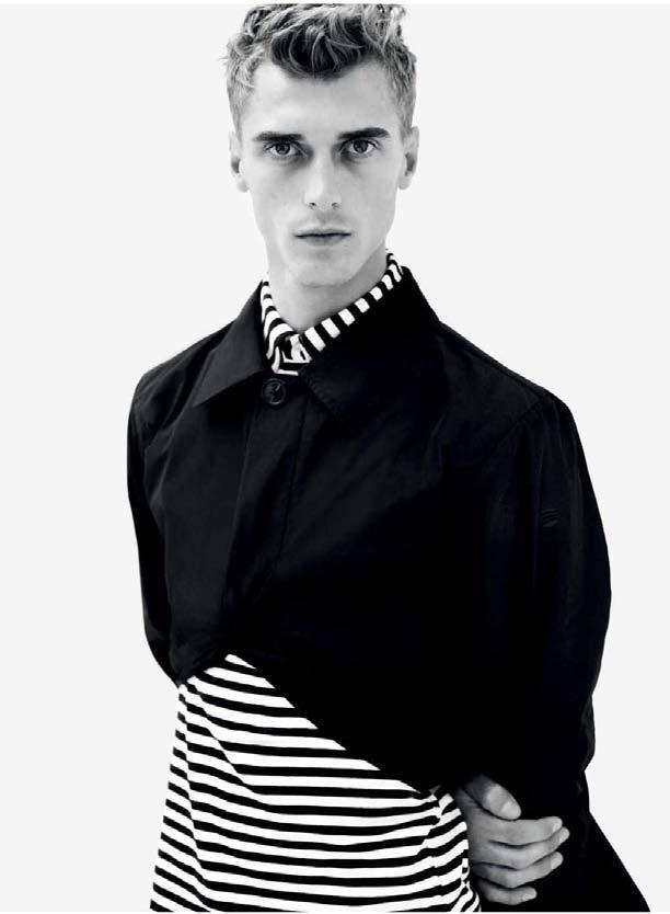 koszulka Adidas w paski polo - moda 2011
