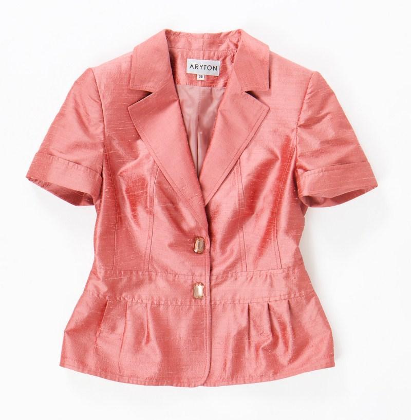 różowy żakiet Aryton - wiosna/lato 2011