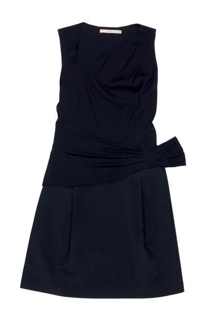 czarna sukienka BGN - wiosna/lato 2011