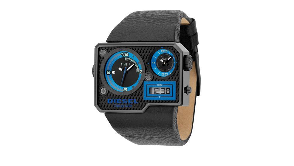 Wiosenno-letnia kolekcja biżuterii i zegarków Diesel - zdjęcie