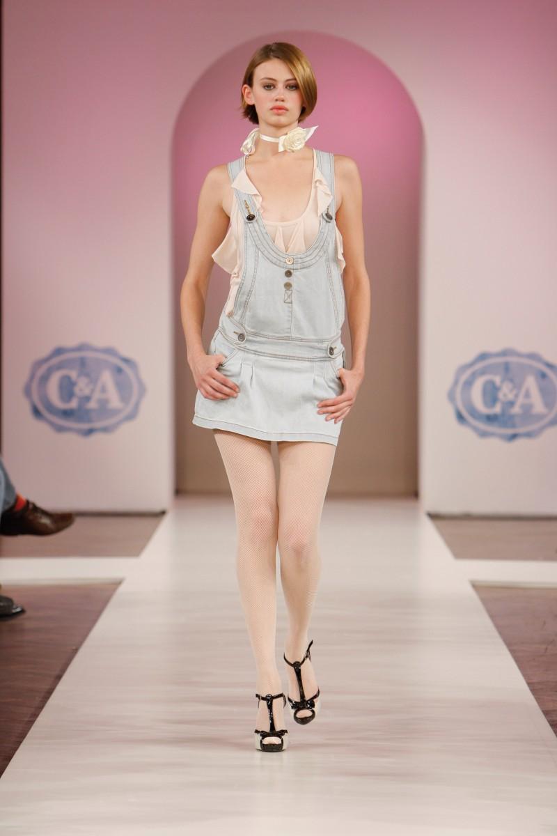 Wiosenno-letnia kolekcja C&A - Clockhouse Girls New Romantic - zdjęcie