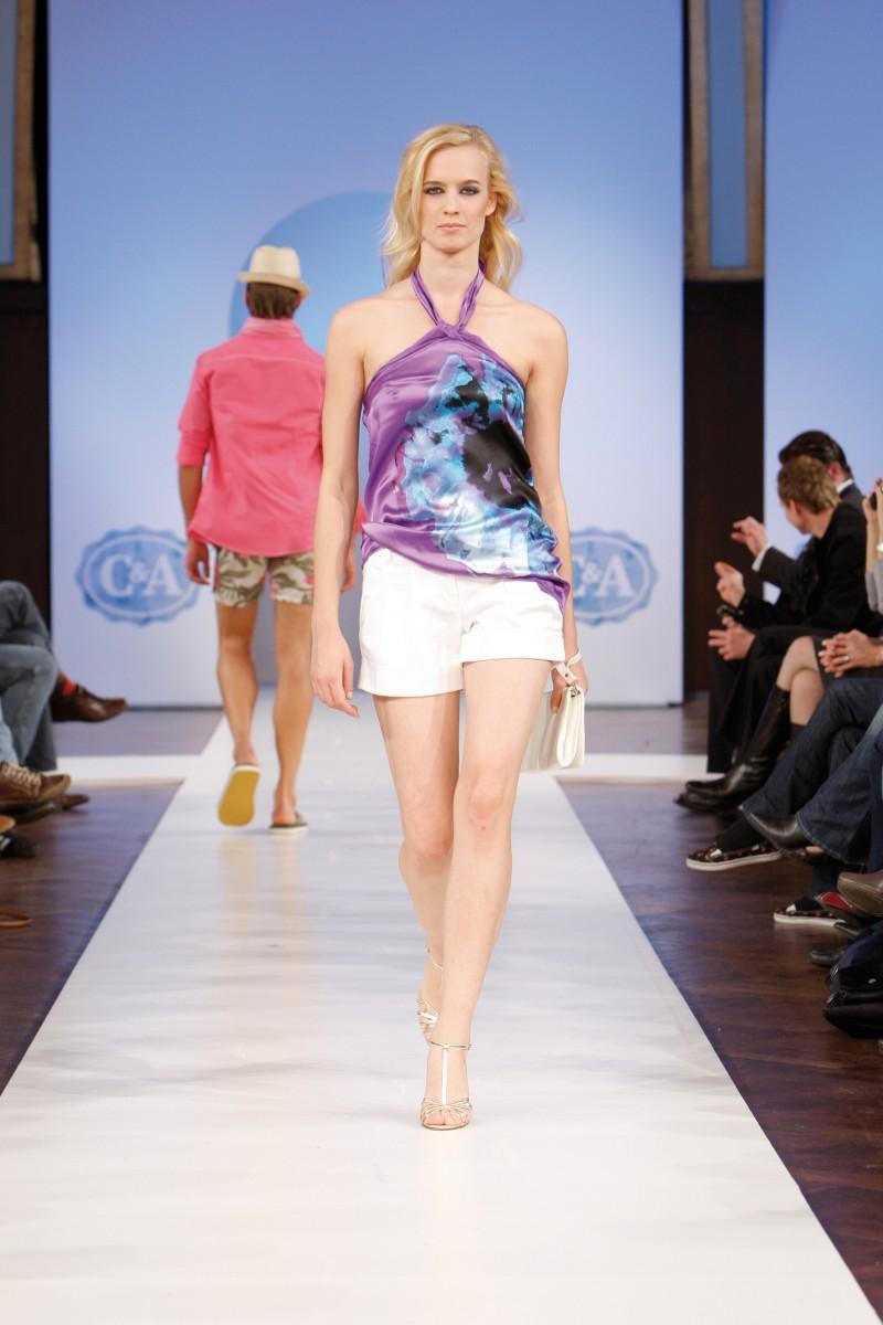 Wiosenno-letnia kolekcja C&A Yessica Saint Tropez - zdjęcie