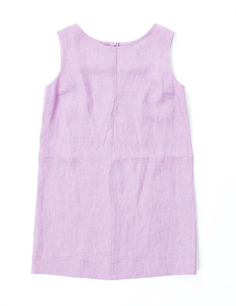 różowa sukienka Echo - moda wiosna/lato