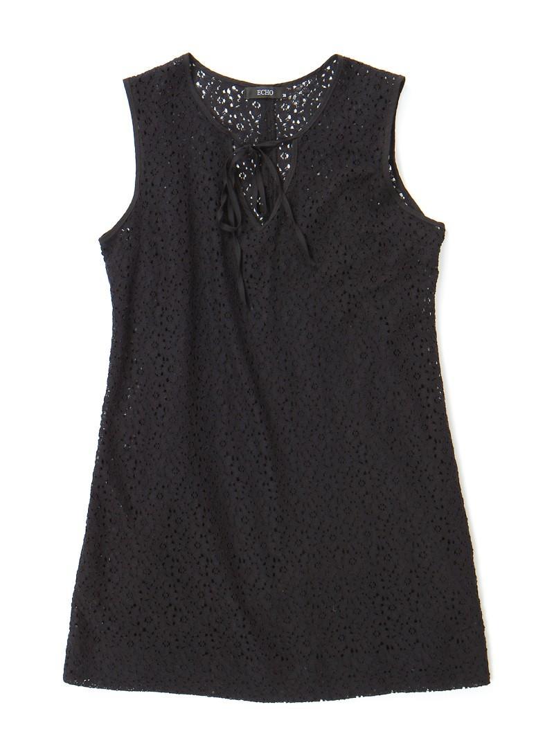 czarna bluzka Echo - moda wiosna/lato