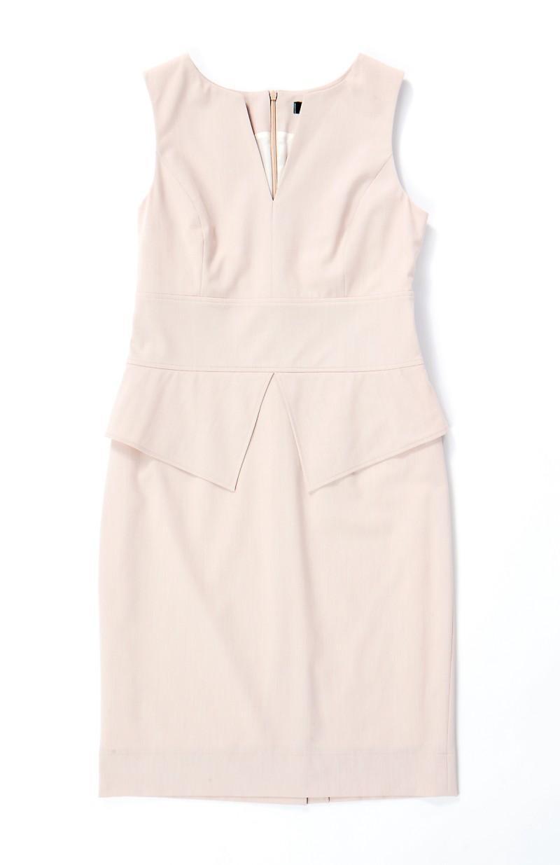 różowa sukienka Echo - moda 2011