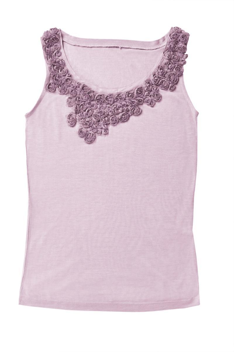 fioletowa bluzka Mohito - kolekcja wiosenno/letnia