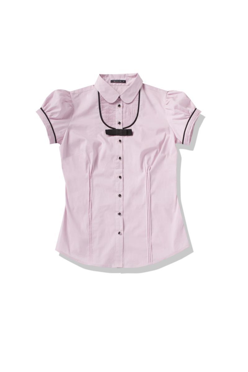 różowa bluzka Mohito - kolekcja wiosenno/letnia
