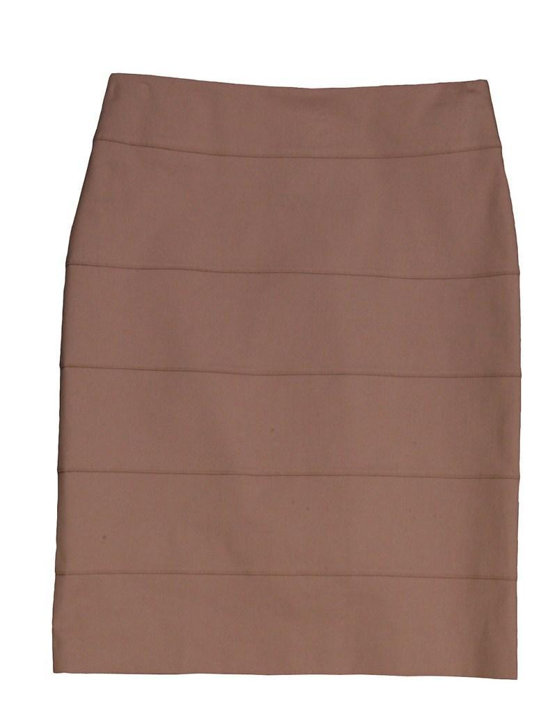 brązowa spódnica Bialcon - z kolekcji wiosna-lato 2011