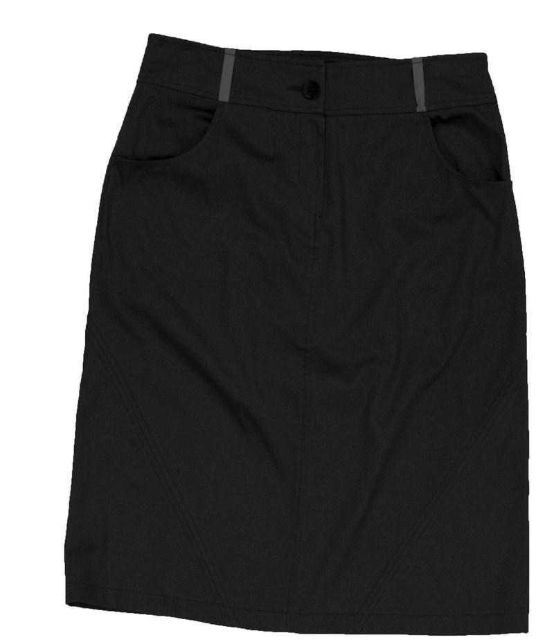 czarna spódnica Bialcon - moda 2011